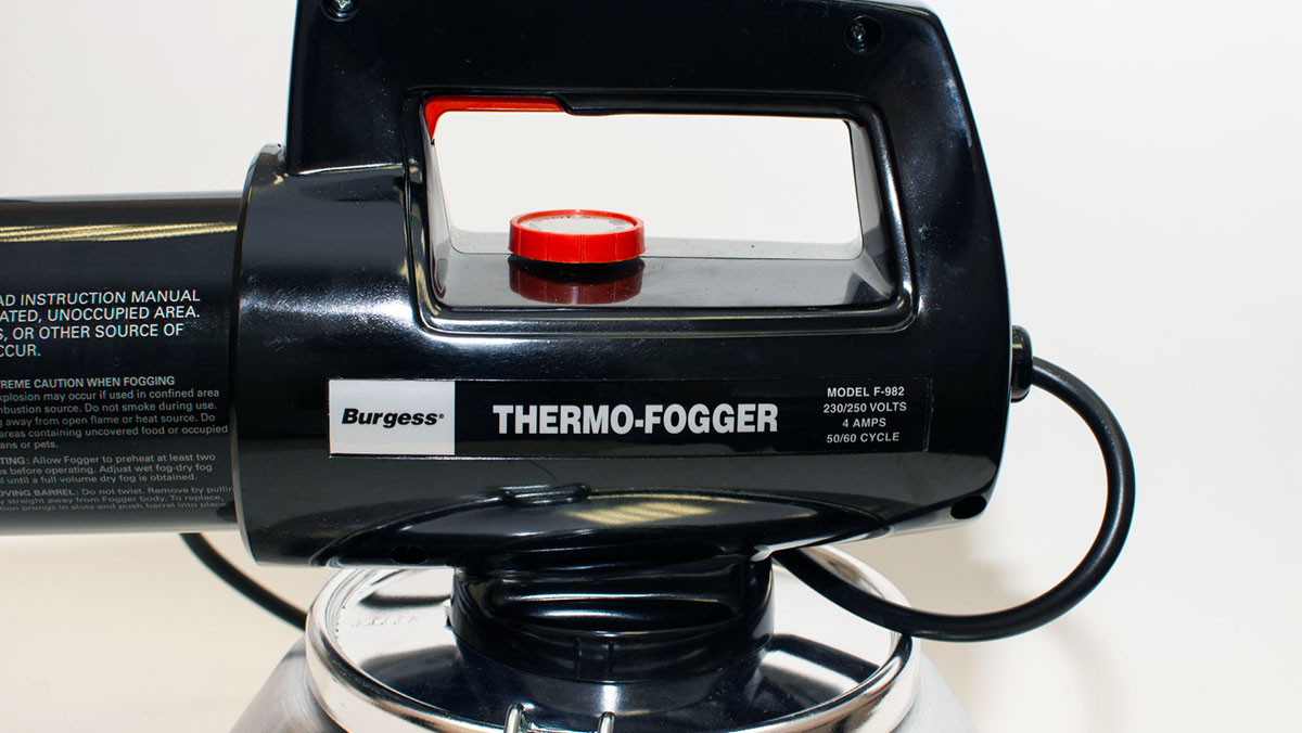Burgess Thermo-Fogger